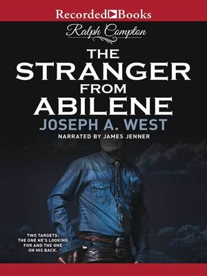 cover image of The Stranger From Abilene