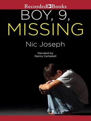 cover image of Boy, 9, Missing