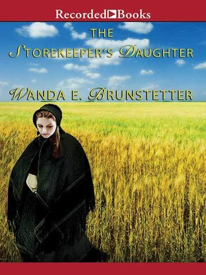 cover image of The Storekeeper's Daughter