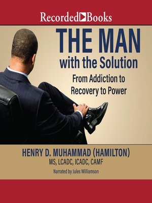 cover image of The Man with the Solution