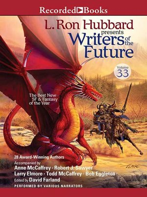cover image of Writers of the Future Volume 33