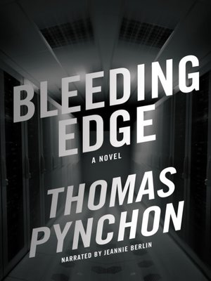 cover image of Bleeding Edge