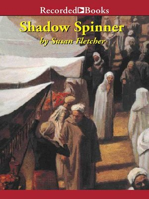 cover image of Shadow Spinner