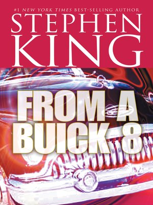 cover image of From a Buick 8