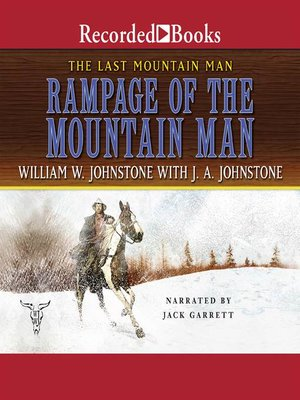 cover image of Rampage of the Mountain Man