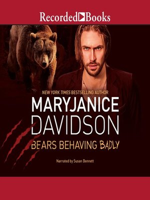 cover image of Bears Behaving Badly