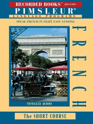 cover image of French (European)