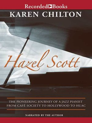 cover image of Hazel Scott