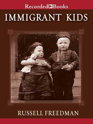 cover image of Immigrant Kids