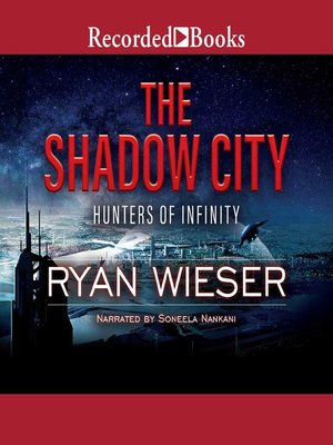 cover image of The Shadow City