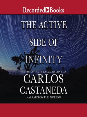 cover image of The Active Side of Infinity