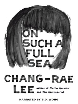 cover image of On Such a Full Sea