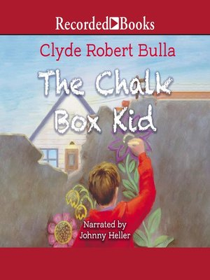 cover image of The Chalk Box Kid