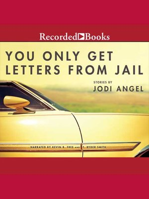 cover image of You Only Get Letters From Jail