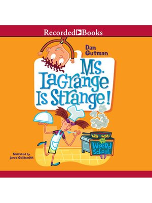 cover image of Ms Lagrange Is Strange
