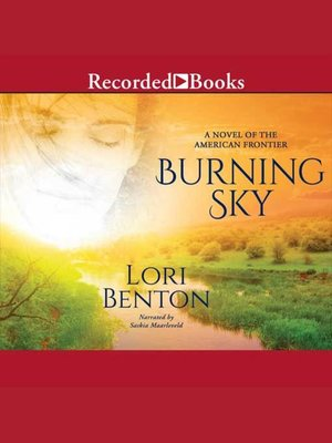 cover image of Burning Sky