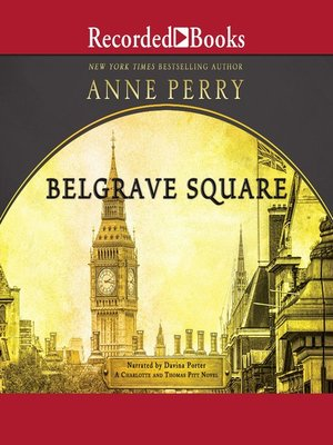 cover image of Belgrave Square