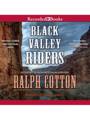 cover image of Black Valley Riders