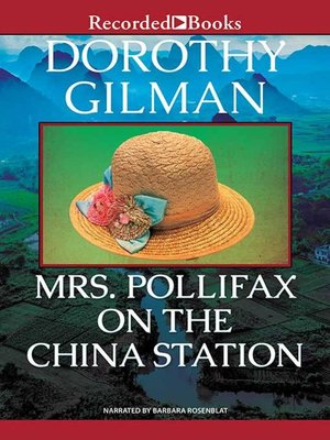 cover image of Mrs. Pollifax on the China Station