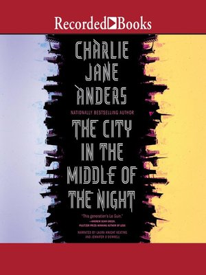 """cover image of The City in the Middle of the Night """"International Edition"""""""