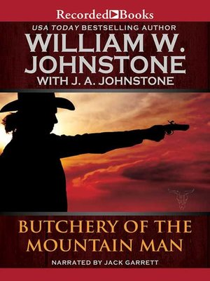 cover image of Butchery of the Mountain Man