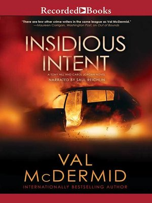 cover image of Insidious Intent