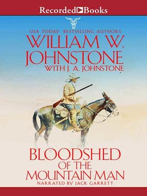 cover image of Bloodshed of the Mountain Man