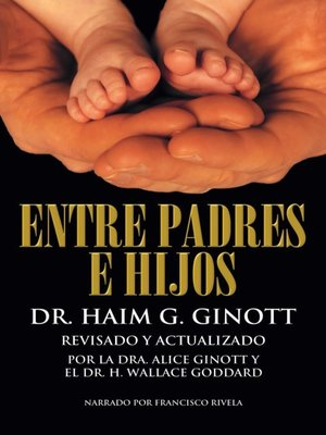 cover image of Entre padres e hijos