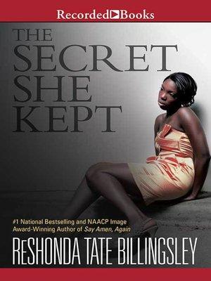 cover image of The Secret She Kept