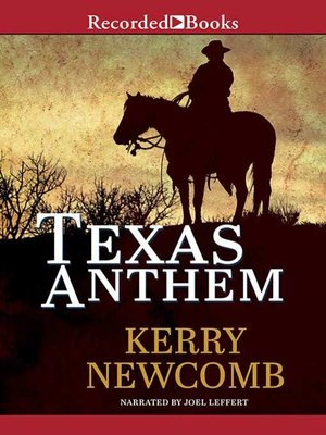cover image of Texas Anthem