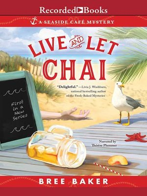 cover image of Live and Let Chai