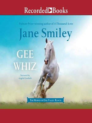 cover image of Gee Whiz
