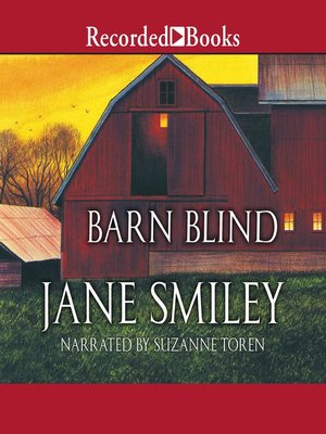 cover image of Barn Blind