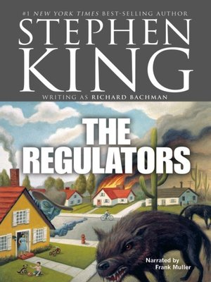 cover image of The Regulators