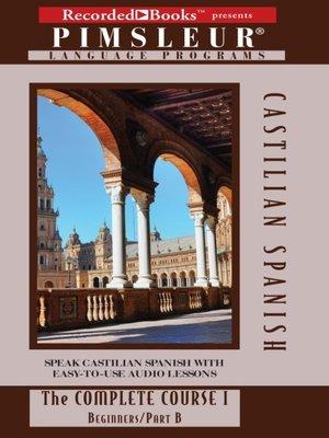 cover image of Spanish (Castilian) IB