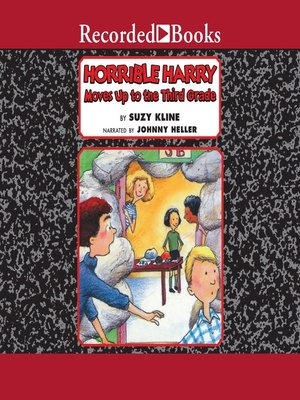 cover image of Horrible Harry Moves Up to Third Grade