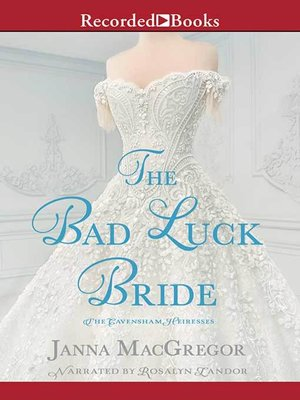 cover image of The Bad Luck Bride