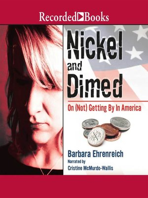 cover image of Nickel and Dimed