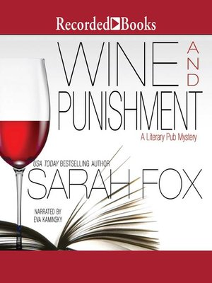 cover image of Wine and Punishment