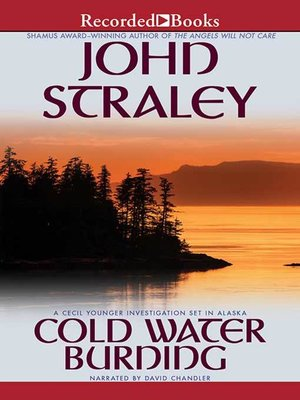 cover image of Cold Water Burning