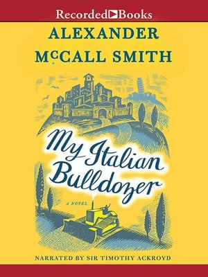 cover image of My Italian Bulldozer