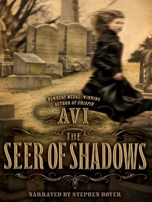 cover image of The Seer of Shadows