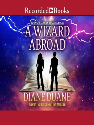 cover image of A Wizard Abroad