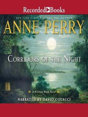 cover image of Corridors of the Night