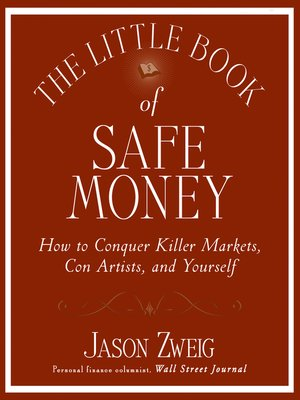 cover image of The Little Book of Safe Money