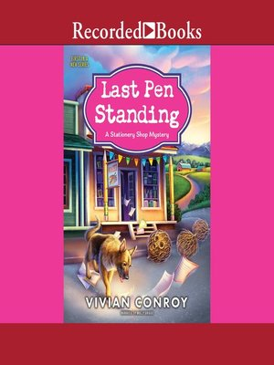 cover image of Last Pen Standing