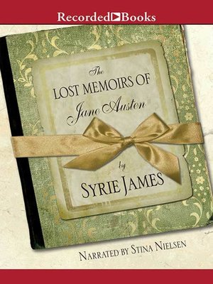 cover image of The Lost Memoirs of Jane Austen