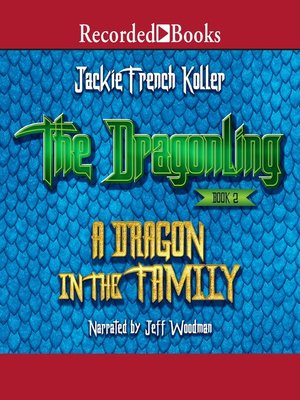 cover image of A Dragon in the Family