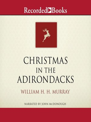 cover image of Christmas in the Adirondacks
