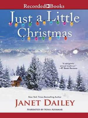 cover image of Just a Little Christmas